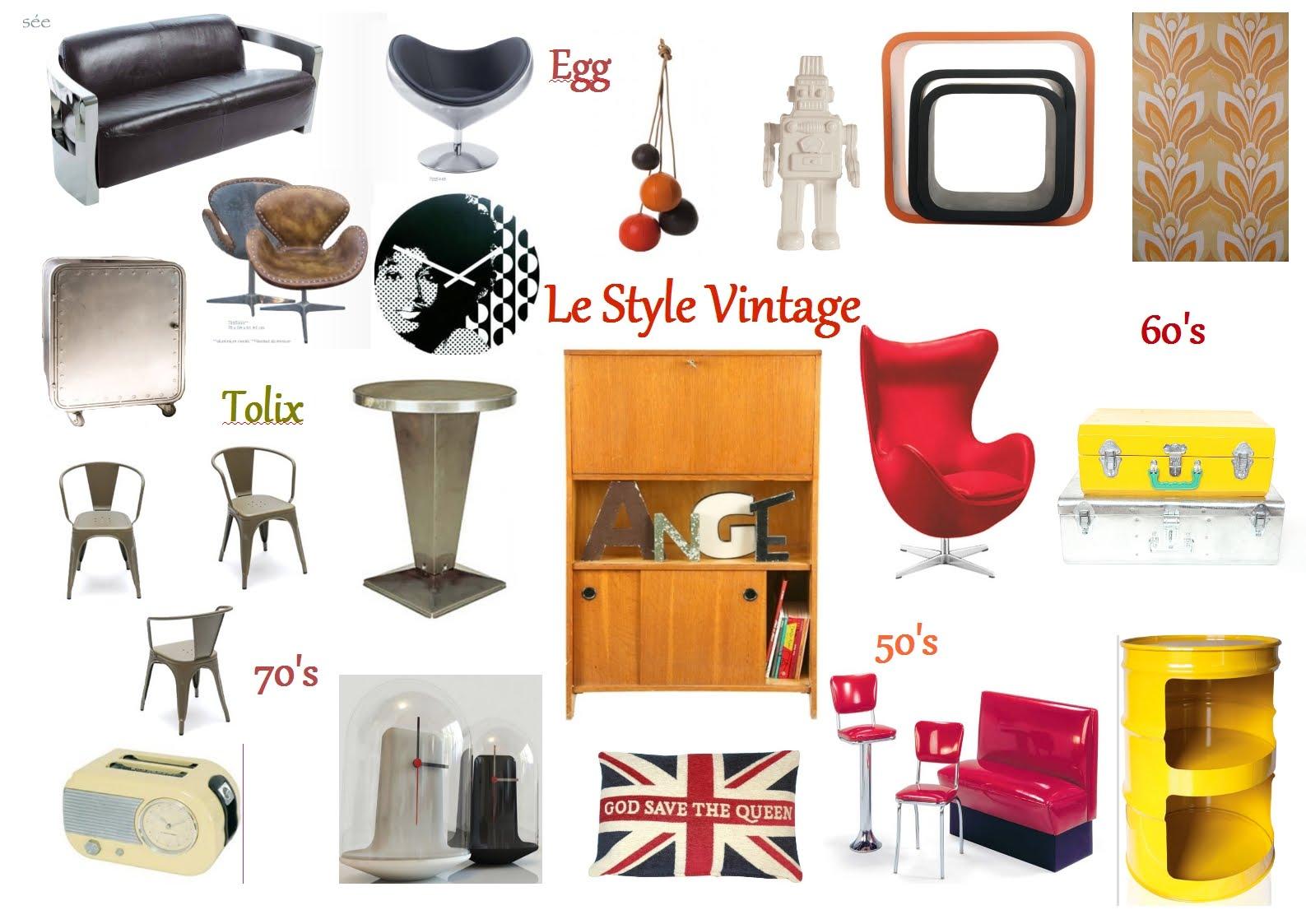 divers objets vintage le blog de becbunzen. Black Bedroom Furniture Sets. Home Design Ideas