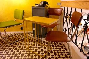 Becbunzen, mobilier vintage
